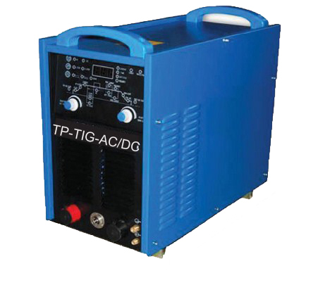 INVERTER TYPE DIGITAL AC/DC PULSE TIG & MMA WELDING